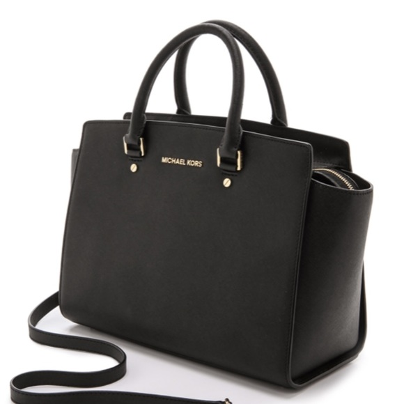 Michael Kors Handbags - Michael Kors Selma Large Bag